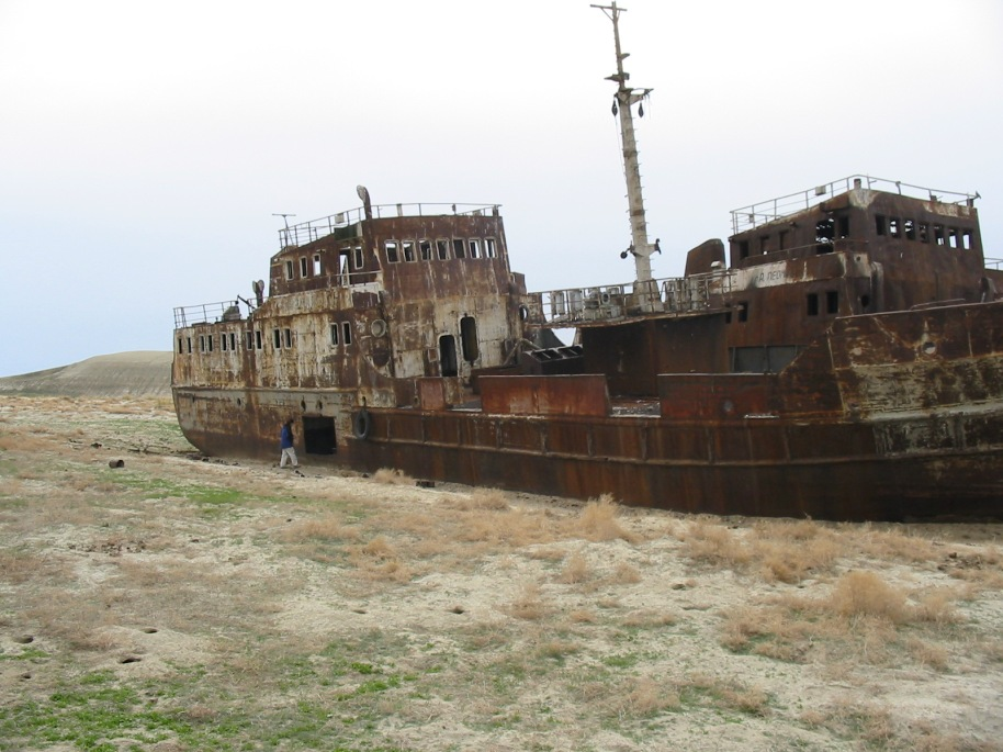 Derelict, rusting hulks of ships, memorials to a once thriving fishing industry, are scattered across the dried out bed of the former Aral Sea. The loss of what, mere decades ago, was the world's fourth largest lake, is a consequence of geoengineering carried out under the Soviet Union, with the intention of improving the human environment. The abstraction of water flowing into the inland sea for agricultural irrigation played a major part in this environmental disaster and warns us that the road to hell may be paved with good intentions pursued in ignorance. The message of the Earth Campaign is that planetary stewardship is a role to which we must aspire, but with humility, recognising that a desire to protect the environment does not qualify one to be a planetary steward any more than than a desire to help the sick amounts to a medical qualification. Our civilisation will graduate to planetary stewardship only as its understanding of Earth systems becomes adequate.
